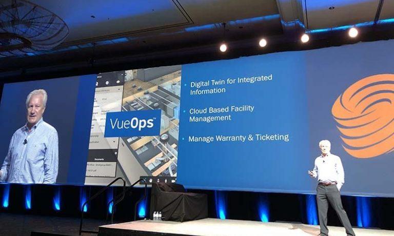 Eric Lamb Gives Digital Transformation keynote at Autodesk Forge DevCon 2019